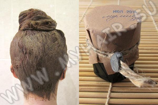 Народные средства от перхоти и роста волос