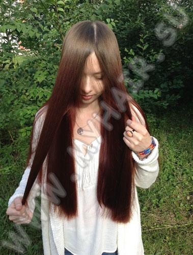Как я отращивала волосы