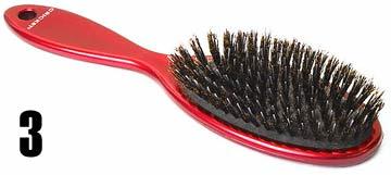 Массажные щетки для волос