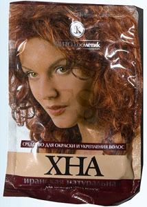 хна для волос какая фирма лучше