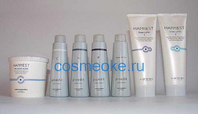 Лечение lebel счастье для волос отзывы