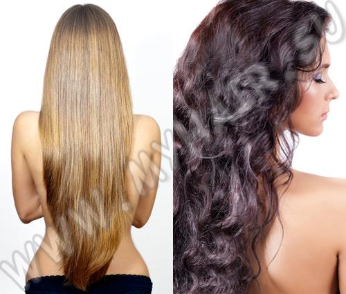 Маски от выпадения волос в домашних