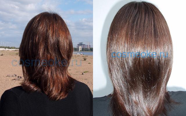 Процедура счастье для волос lebel отзывы