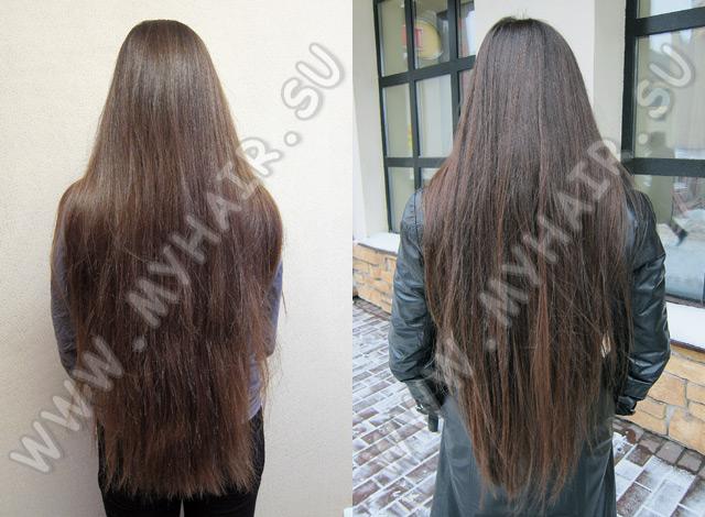 Как покрасить волосы хной в каштановый цвет